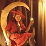 Photo #1 - Miller High Life Girl in the Moon