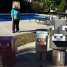 Photo #2 - Minecraft Characters