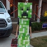 Photo #3 - Creeper all ready for trick-or-treating