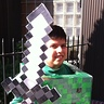 Photo #2 - Minecraft Creeper