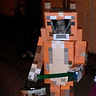 Photo #1 - Stampy posing for the Paparazzi