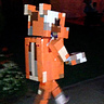Photo #2 - Stampy walking - never out of character