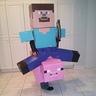 Photo #1 - Minecraft Steve