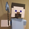 Photo #4 - Colton as Minecraft Steve 'Comin at Ya'