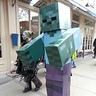 Photo #1 - Minecraft Zombie