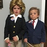 Photo #1 - Mini Hillary and Donald