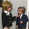 Photo #2 - Mini Hillary and Donald