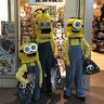 Photo #1 - Minions / Triplets take over the mall!