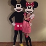 Photo #1 - Homemade Minnie and Mickey Mouse