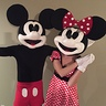 Photo #3 - Minnie and Mickey Mouse