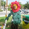 Photo #2 - Brave Husband Flower Costume