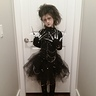 Photo #1 - full costume Miss Edward Scissor Hands