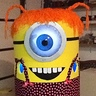 Photo #2 - This is the minion without me in it.