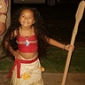 Photo #2 - Moana's ready to trick or treat