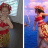 Photo #2 - Costume based on Moana's Voyager Scene outfit