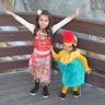 Photo #3 - Moana and hei hei