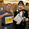 Photo #3 - Monopoly Man