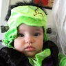 Photo #3 - FrankenRew (Matthew as baby Frankenstein)