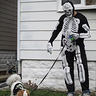 Photo #8 - Mr. Skellybones and his dog