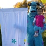 Photo #1 - Sulley, Boo, and Boo's door
