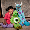 Photo #1 - Sully, Boo and Mike Wazowski