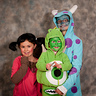 Photo #2 - Sully, Boo and Mike Wazowski2