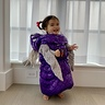 Photo #3 - Boo getting ready for trick or treating 1