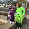 Photo #1 - Monsters Inc Boo and Mike Wazowski