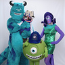 Photo #3 - Monsters Inc Family