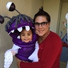 Photo #2 - Roz and Boo Monsters Inc.