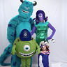 Photo #1 - Monsters Inc Family