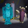 Photo #4 - Sulley and Boo, Monsters Inc.