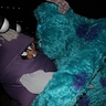 Photo #3 - Sulley and Boo, Monsters Inc.