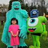 Photo #1 - Monsters, Inc. Sulley, Boo and Mike
