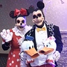 Photo #2 - Morbid Disney's Mickey and Minnie Mouse