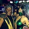 Photo #2 - Mortal Kombat Jade & Scorpion