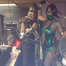 Photo #3 - Mortal Kombat Jade & Scorpion