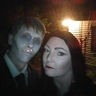Photo #2 - Morticia Addams and Lurch