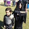 Photo #1 - Morticia and Gomez Adams