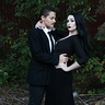 Photo #1 - Morticia and Gomez Addams