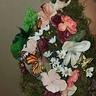 Photo #6 - Mossy wildflower arm garden