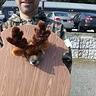 Photo #3 - Mounted Deer Trophy