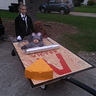 Photo #1 - DIY Mouse Trap Baby Costume
