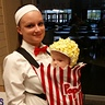 Photo #1 - Movie Theatre Popcorn