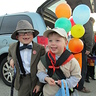 Photo #2 - Mr. Fredrickson and Russell from Up