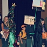Photo #3 - 1st, 2nd, and 3rd place! (mine, a mermaid trapped by a pirate, and a christmas tree!)