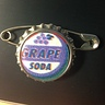 Photo #6 - The Grape Soda badge!