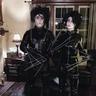 Photo #1 - Mr. & Mrs Edward Scissorhands