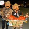 Photo #1 - Mr & Mrs. Pumpkin head