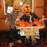 Photo #2 - Mr. & Mrs. Pumpkin Head